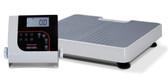 Rice Lake 150-10-7BT Floor Level Digital Physician Scale 550 lbs
