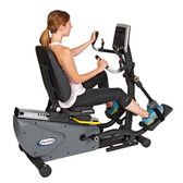 PhysioStep HXT Recumbent Semi-Elliptical Cross Trainer
