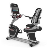 Star Trac 8 Series Recumbent Bike with LCD Screen