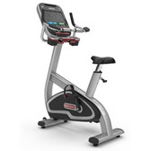 Star Trac 8 Series Upright Bike with LCD Screen