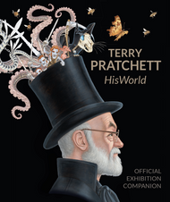 TERRY PRATCHETT HISWORLD - OFFICIAL EXHIBITION COMPANION SPECIAL LIMITED SLIPCASED EDITION OF 2000 COPIES