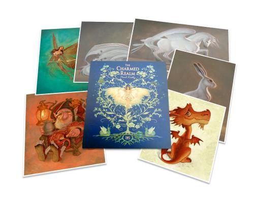 The Charmed Realm Print Folio