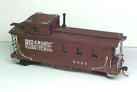 Built-up kit 400 as RGS 0404