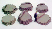 Stumps bag Assortment #6 cast resin All Scales see chart
