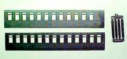 HOn3 MRGS NG Pair (2) Passenger car sides 12&13 window