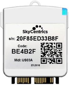DC USNAP CTA-2045 Wi-Fi module (used to be CEA-2045)