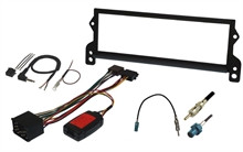 FK-117-W - BMW Mini 2001 to 2006 Complete Fitting Kit - For Wave Cassette