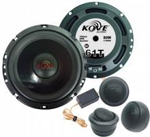 """KOVE KC61T 2-way Component Set 6.5"""" (16.5cm)"""