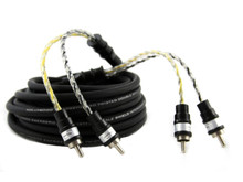 Hollywood 'Pro X' RCA Cables - OFC Twisted
