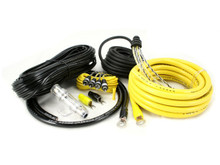 Hollywood 4 AWG WIRING KIT (4-channel)