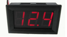4Connect DC Voltmeter