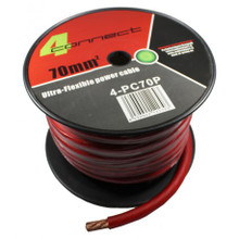 4Connect CCA 00 AWG POWER CABLE