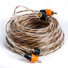 SP AUDIO 'Super Soft' Twisted RCA Cables