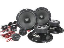 """EXCURSION SHX6C + dB 2-way Double Bass Component Set 6.5"""" (16.5cm)"""