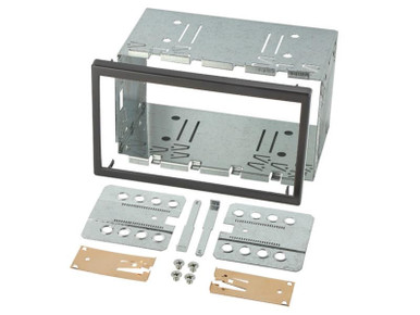 Double Din Metal Cage Kit - 113mm High