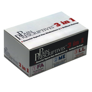Pain Prescriptives 3 in 1 Combo Anesthetic fifty box