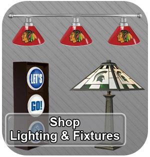 Shop Lighting & Fixtures