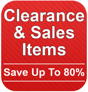 Shop Sales & Clearance Items