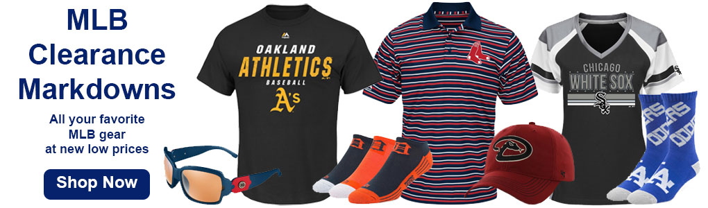 Shop MLB Clearance & Sales