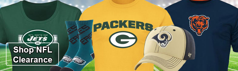 Shop NFL Clearance & Sales