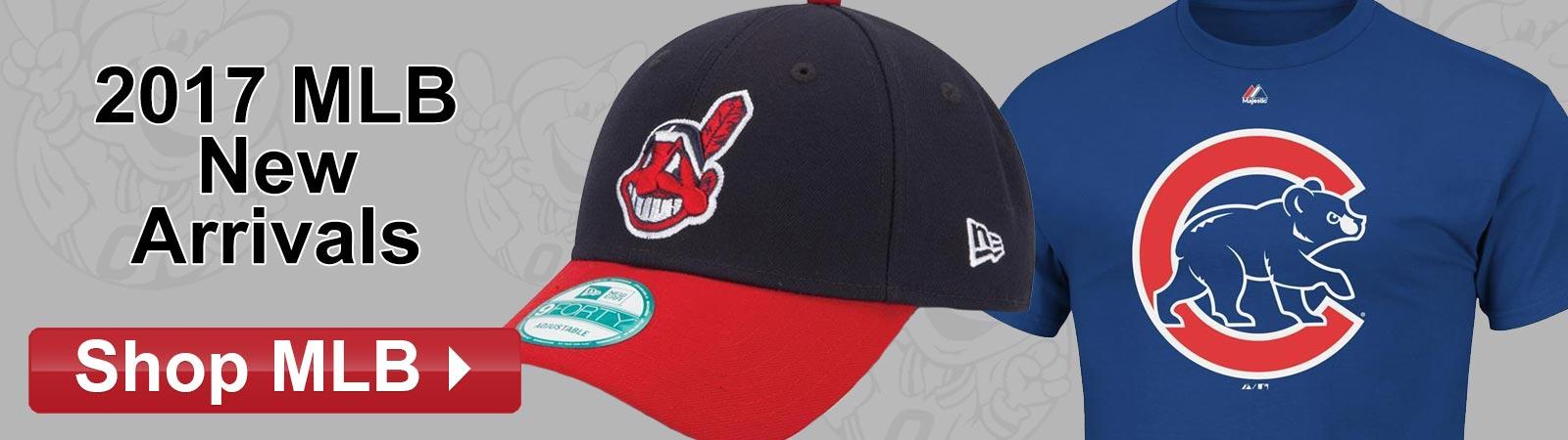 Shop MLB New Arrivals