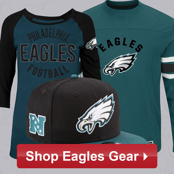 Philadelphia Eagles FREE Rush Two-Day Delivery