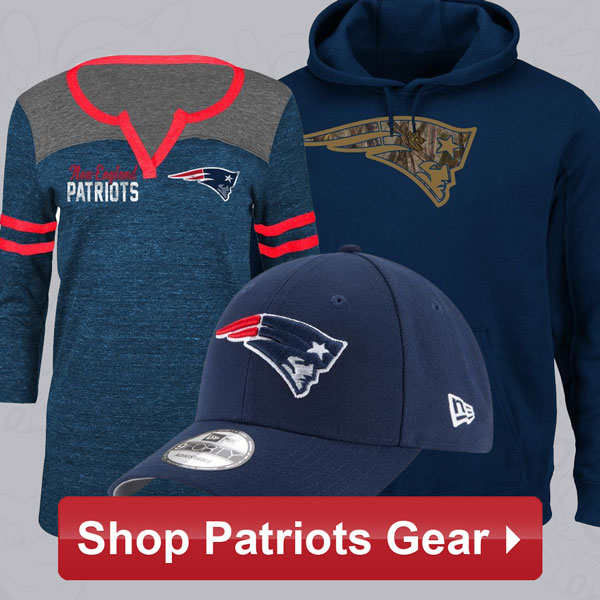 New England Patriots FREE Rush Two-Day Delivery