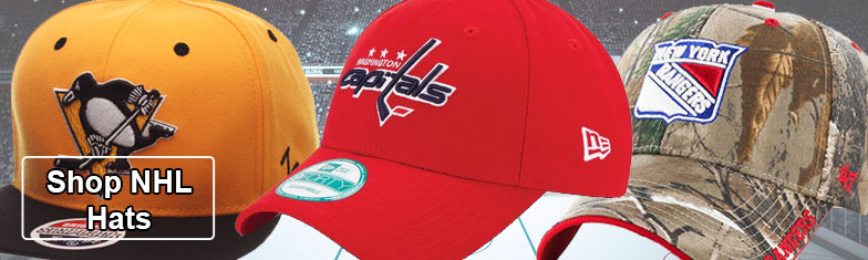 Shop New NHL Hats