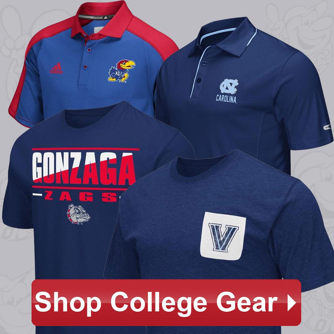 Shop College Basketball Tournament Gear