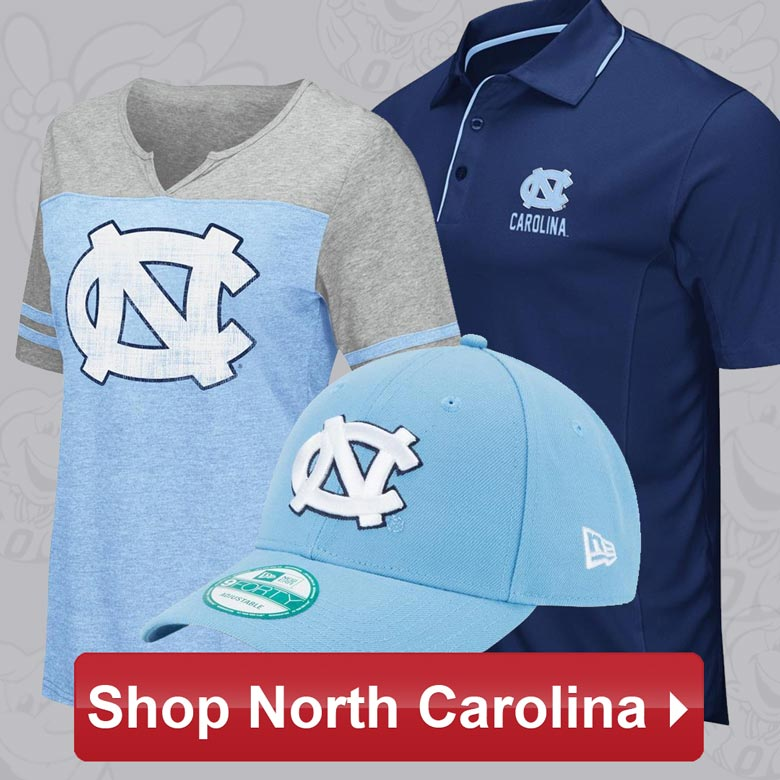 North Carolina Tar Heels 2017 National Championship Gear