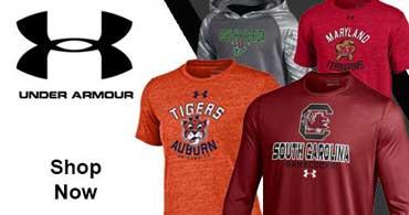 Shop Under Armour Brand Fan Gear & Apparel