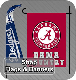Shop Flags & Banners