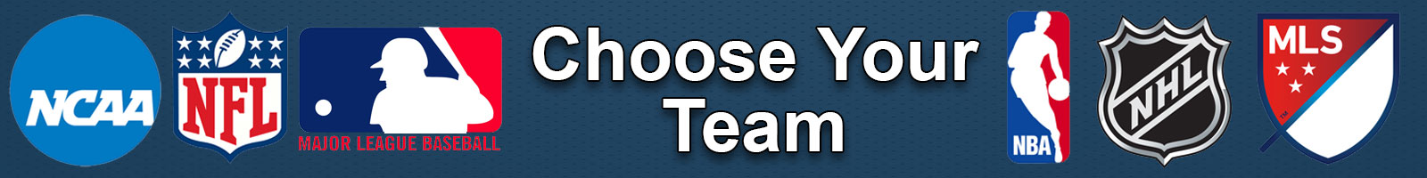Select Favorite Team In All Leagues