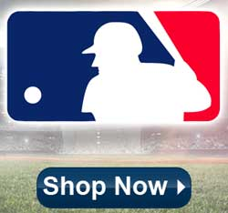 Shop MLB Fan Gear & Apparel