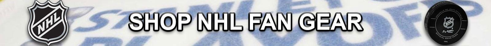 Shop NHL Apparel and Team Fan Gear