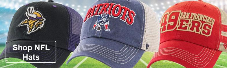 Shop NFL Hats & Apparel