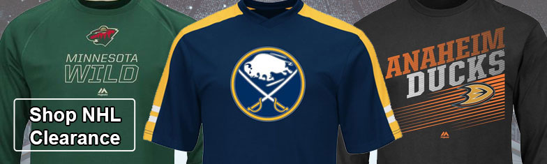 Shop NHL Clearance & Sales