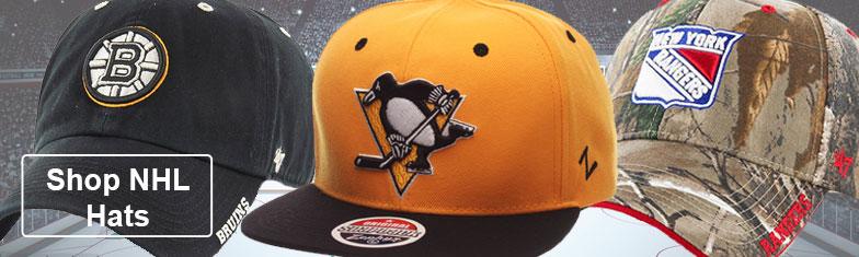 Shop NHL Hats & Apparel