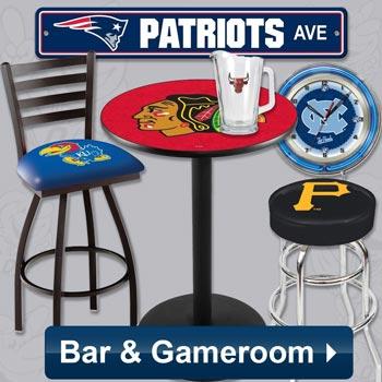 Shop Bar & Gameroom Team Gear