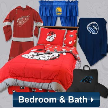 Shop Bedroom and Bath Team Gear