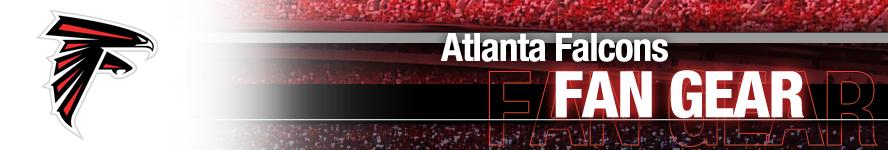 Atlanta Falcons Apparel and Falcons Fan Gear