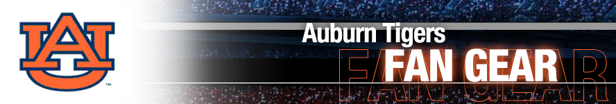 Auburn Tigers Clothing and Apparel