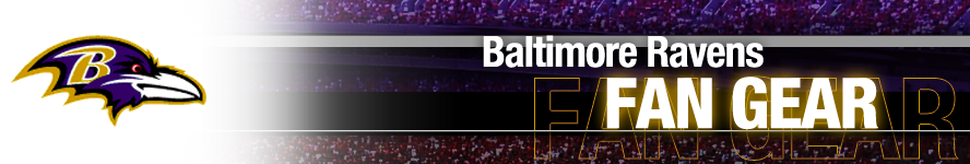 Shop Baltimore Ravens Apparel and Clothing