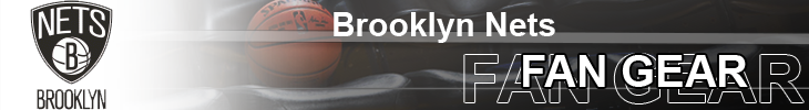 Shop Brooklyn Nets Apparel and Clothing