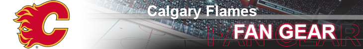 Shop Calgary Flames Clothing and Apparel