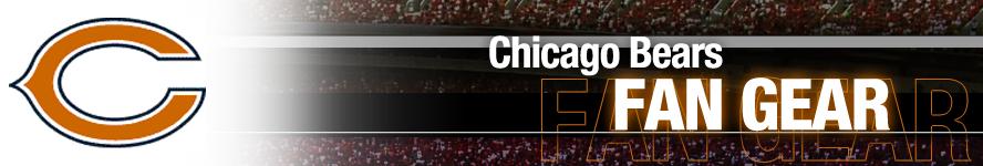 Chicago Bears Apparel and Bears Fan Gear