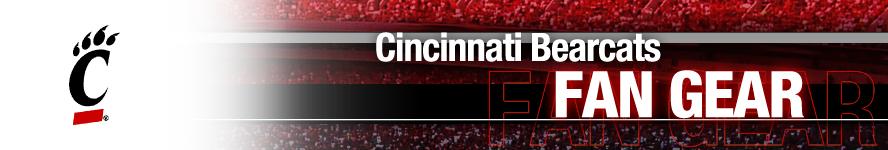 Cincinnati Bearcats Clothing and Apparel