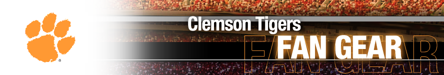Clemson Tigers Clothing and Apparel