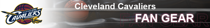 Shop Cleveland Cavaliers Apparel and Clothing