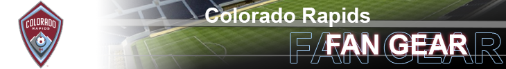Shop Colorado Rapids MLS Apparel and Scarves
